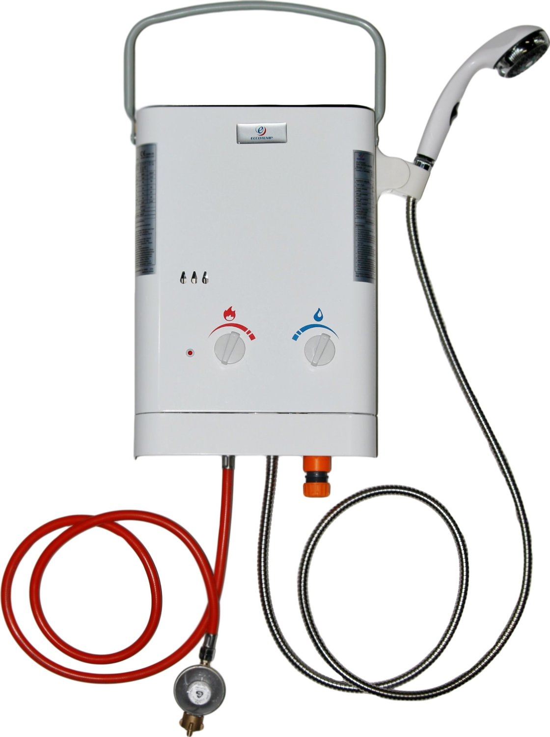 eccotemp ce l5 gas durchlauferhitzer f r den au enbereich. Black Bedroom Furniture Sets. Home Design Ideas