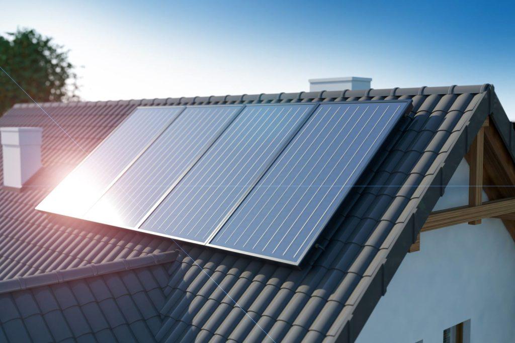 Heiz- und Stromkosten durch Solarthermie sparen