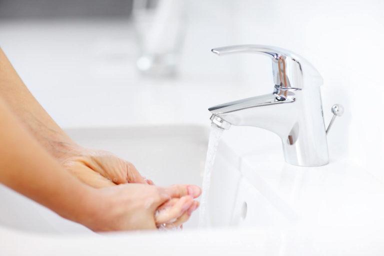 230V Durchlauferhitzer Händewaschen
