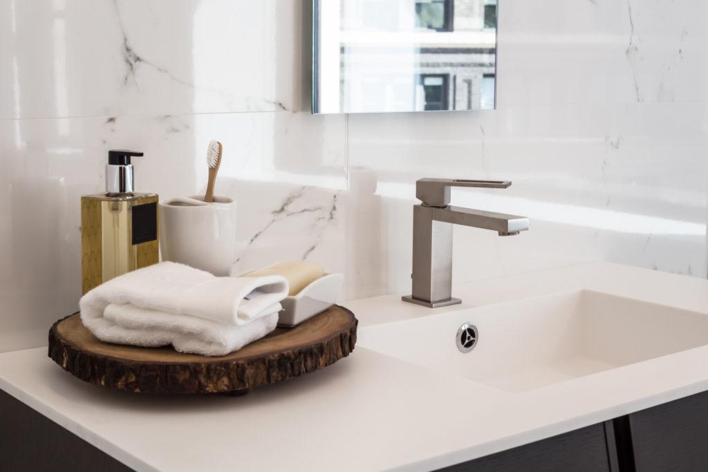 Kleindurchlauferhitzer eignen sich für ein Handwaschbecken